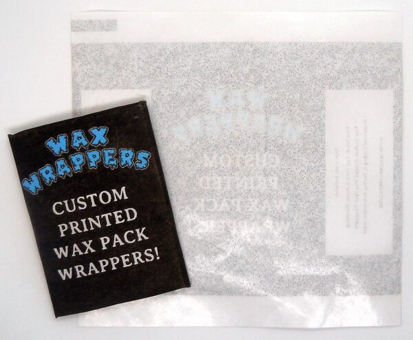 Wax Wrappers wax pack wrappers waxwrappers.com
